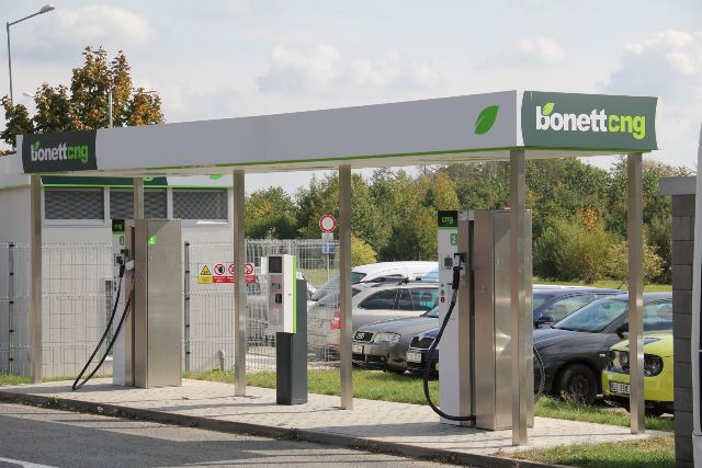 Bonett zažil další rekordní rok a je znovu největším prodejcem CNG v České republice