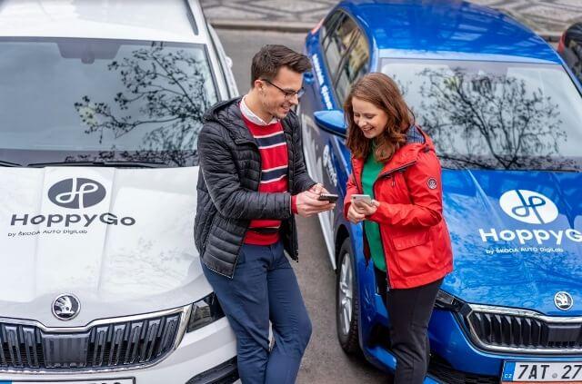 Rok 2020 ve znamení sdílené mobility: HoppyGo hlásí 81% nárůst poptávky