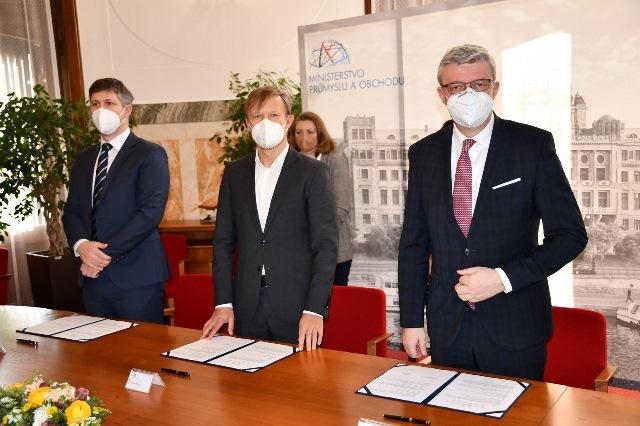 GasNet pomůže šetřit klima, s MPO uzavřel dohodu o energetické účinnosti