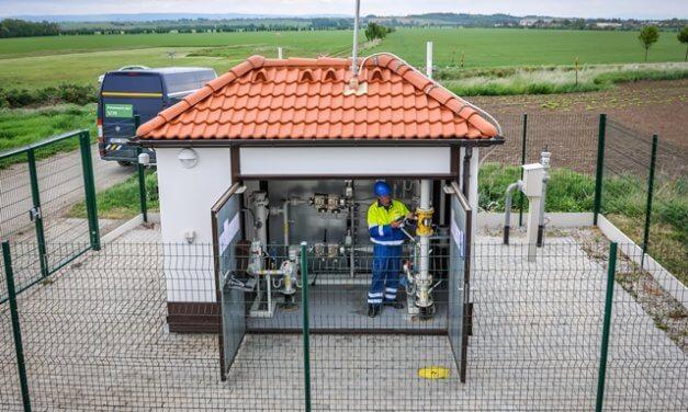 GasNet snížil emise v regulačních stanicích o 84 %