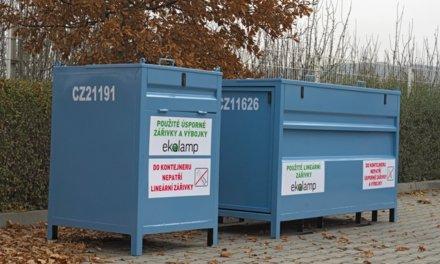 Češi odevzdali k recyklaci 587 tun světelných zdrojů, zachránili tak před znečištěním 63 Máchových jezer