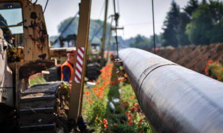 GasNet zahájil další etapu rekonstrukce plynovodu Brno-Adamov-Blansko