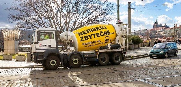 CEMEX zavádí novou řadu betonů Vertua, která je šetrná k životnímu prostředí