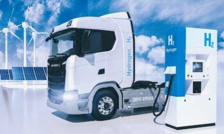 Vodíkové nákladní auto nové generace vyvíjejí v Řeži