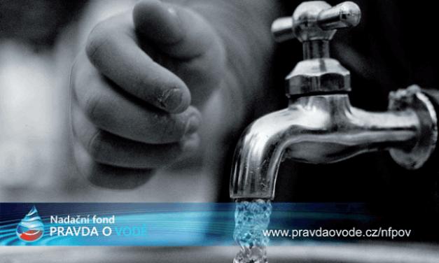 Vodárenství ČR: Voda není obyčejné zboží, ale život, přestaňme s ní kšeftovat
