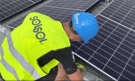 České firmy kupují na internetu i solární panely