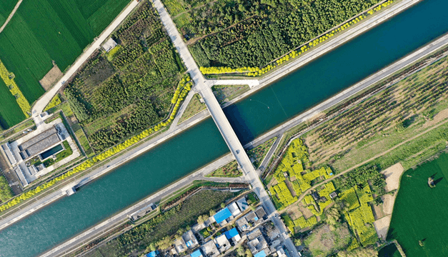 CGTN: Čína upřednostňuje ochranu vodních zdrojů v rámci projektu odklonu vody