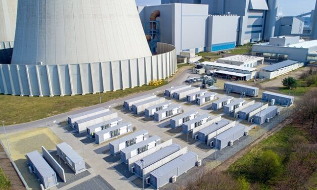 Společnost EGEM úspěšně vybudovala největší bateriové úložiště elektrické energie v Evropě