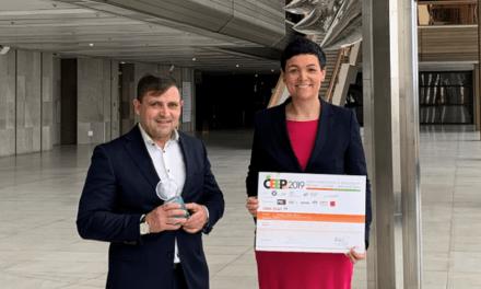 Projekt v Kongresovém centru Praha od ČEZ ESCO získal ocenění v soutěži Český energetický a ekologický projekt roku