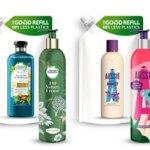Značky vlasové kosmetiky nově k dostání v kovových lahvích