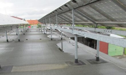Prodejny COOP patří k největšímu výrobci zelené energie mezi obchodníky. Tento rok výroba překročí 2000 MWh