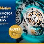 Nové složení OMV MaxxMotion Natural 100Plus snižuje tření v motoru