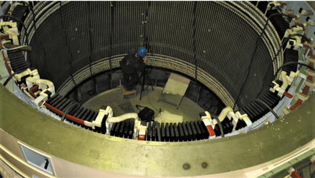 """Vodní elektrárny ČEZ budou moudřejší. Světovým unikátem je 276 """"teploměrů"""" na Lipně"""