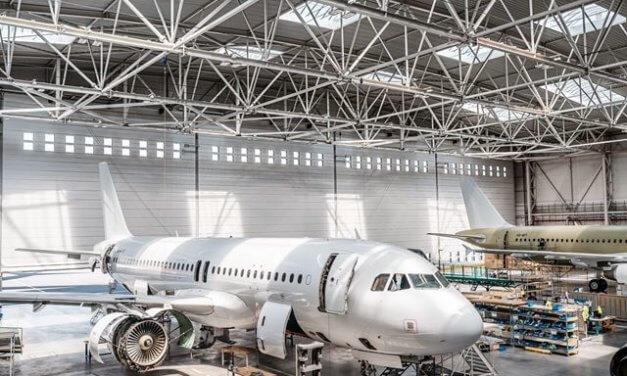 Zumtobel posvítí na údržbu Airbusů a Boeingů