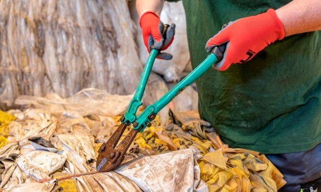 ETW prorazila do potravinářského průmyslu, skupině Orkla Foods dodává unikátní fólie s 50 % recyklátu a míří k cirkularitě obalů