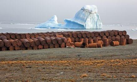 Udělejme velký arktický úklid