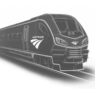 Siemens Mobility získává zakázku v hodnotě 3,4 miliardy dolarů od společnosti Amtrak