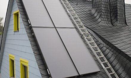 Fotovoltaika bez oslnění