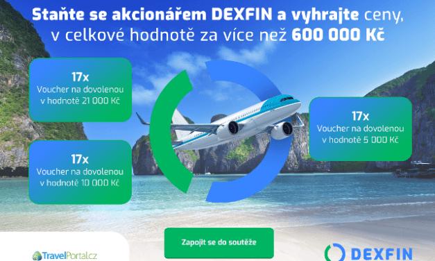 Investujte a vyhrajte s DEXFIN – univerzální platformou pro správu kryptoměn