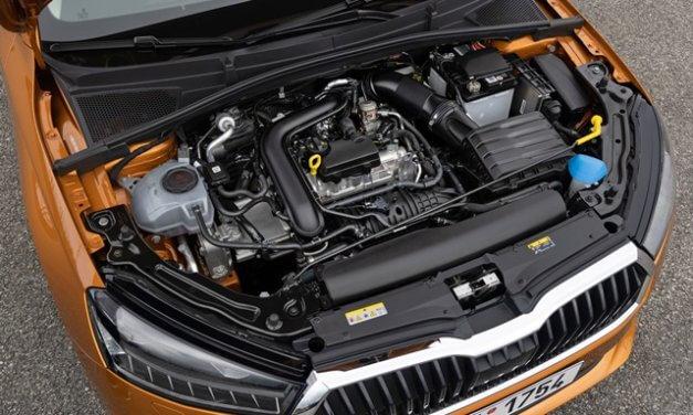 Úsporné motory generace Evo nového vozu ŠKODA FABIA mají nižší spotřebu a umožňují tak delší dojezd