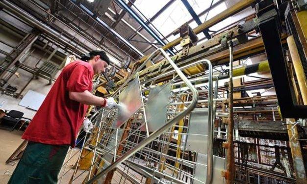 OSTROJ investuje do nové galvanické linky. Bude patřit mezi největší v Česku s nižší spotřebou elektřiny, menší budou i tepelné ztráty