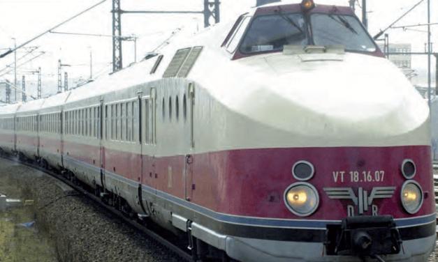 Zažije železniční doprava v EU renesanci?