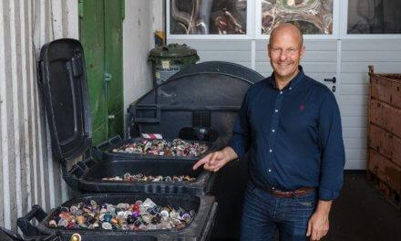 Praha plánuje přeměnit odpad ze spalovny v Malešicích na stavební materiál