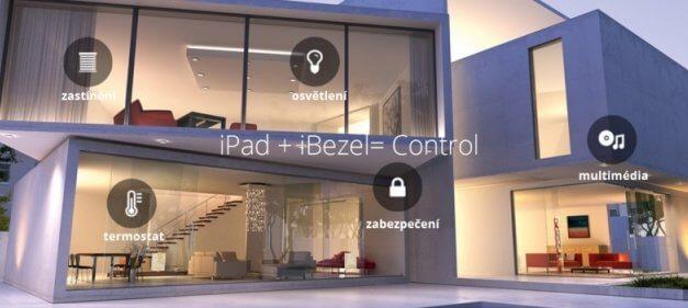 Chytrý a designový dokovací systém iRoom učiní iPad ústředním prvkem domácnosti