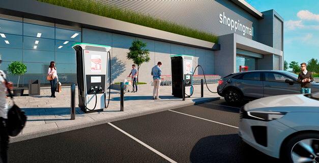 ABB uvádí na trh nejrychlejší nabíjecí stanici elektromobilů na světě
