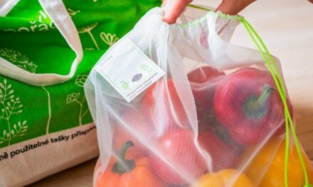 Globus prodal za dva roky milion ekologičtějších trvanlivých tašek a 300 tisíc ovosáčků. V dohledné době přestane prodávat velké papírové tašky